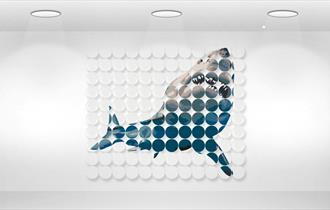 Wall Art - The Great White Shark
