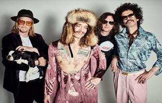 The Darkness Bring Brand New Album Tour to The Victoria Hall