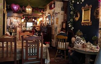 The Rabbit Hole Tea Room