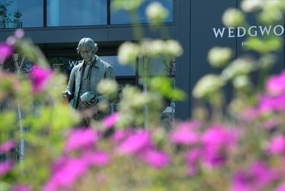 World of Wedgwood exterior
