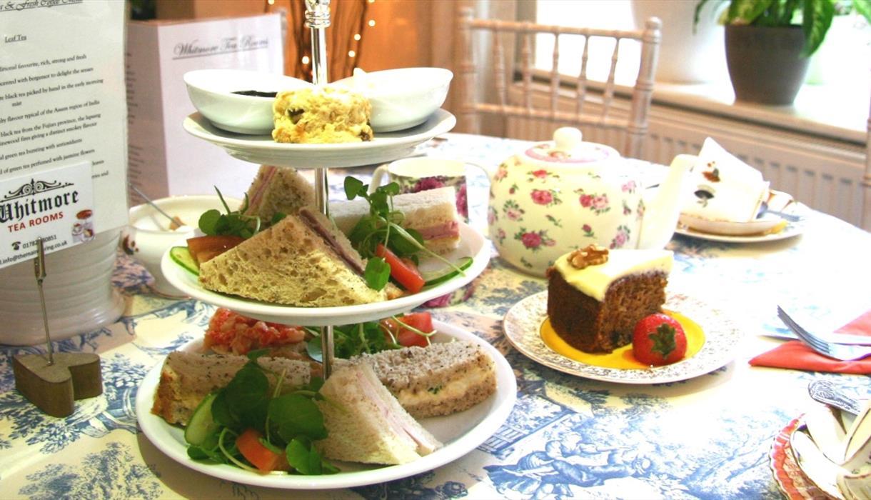 Whitmore Tea Rooms