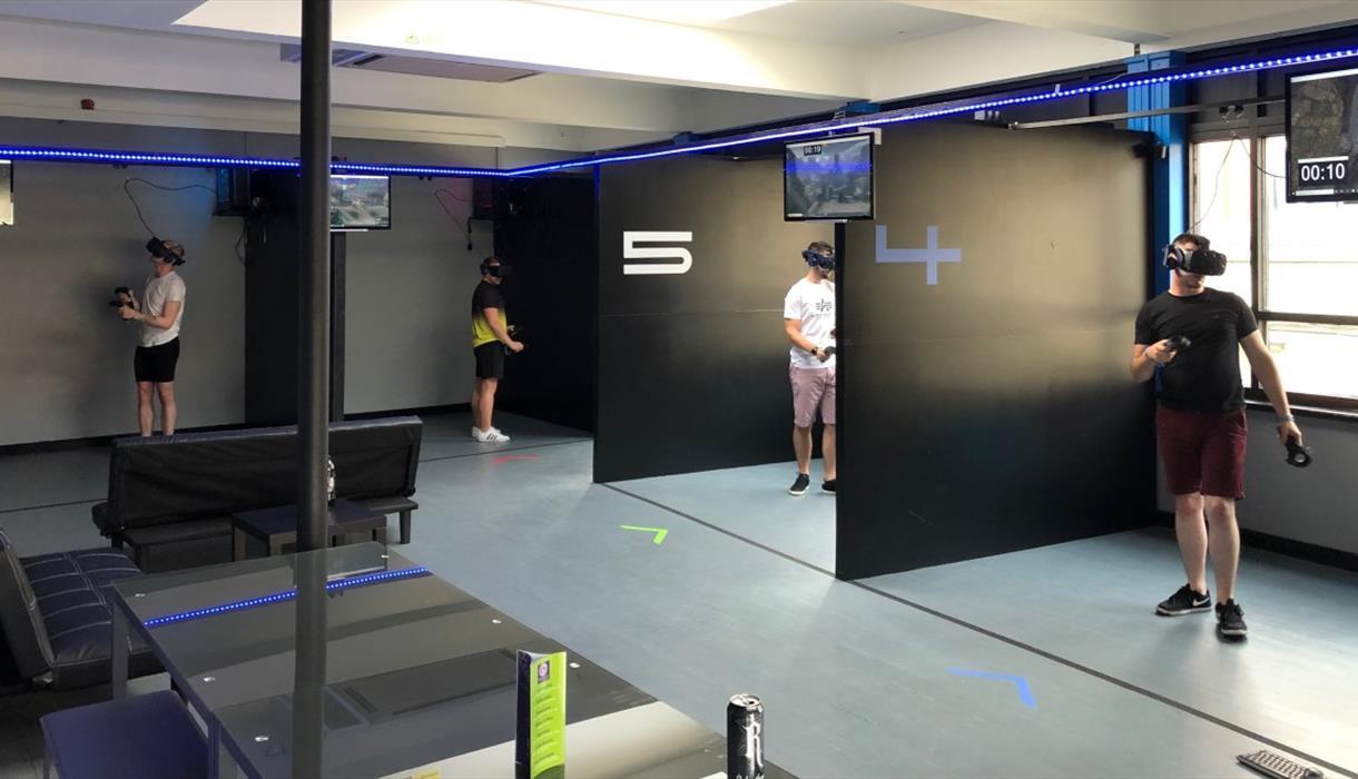 XP-VR Virtual Reality Experience