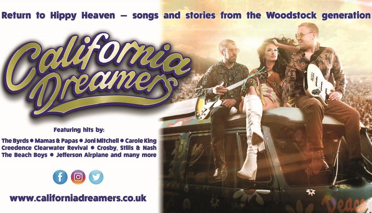 California Dreamers - Return to Hippy Heaven