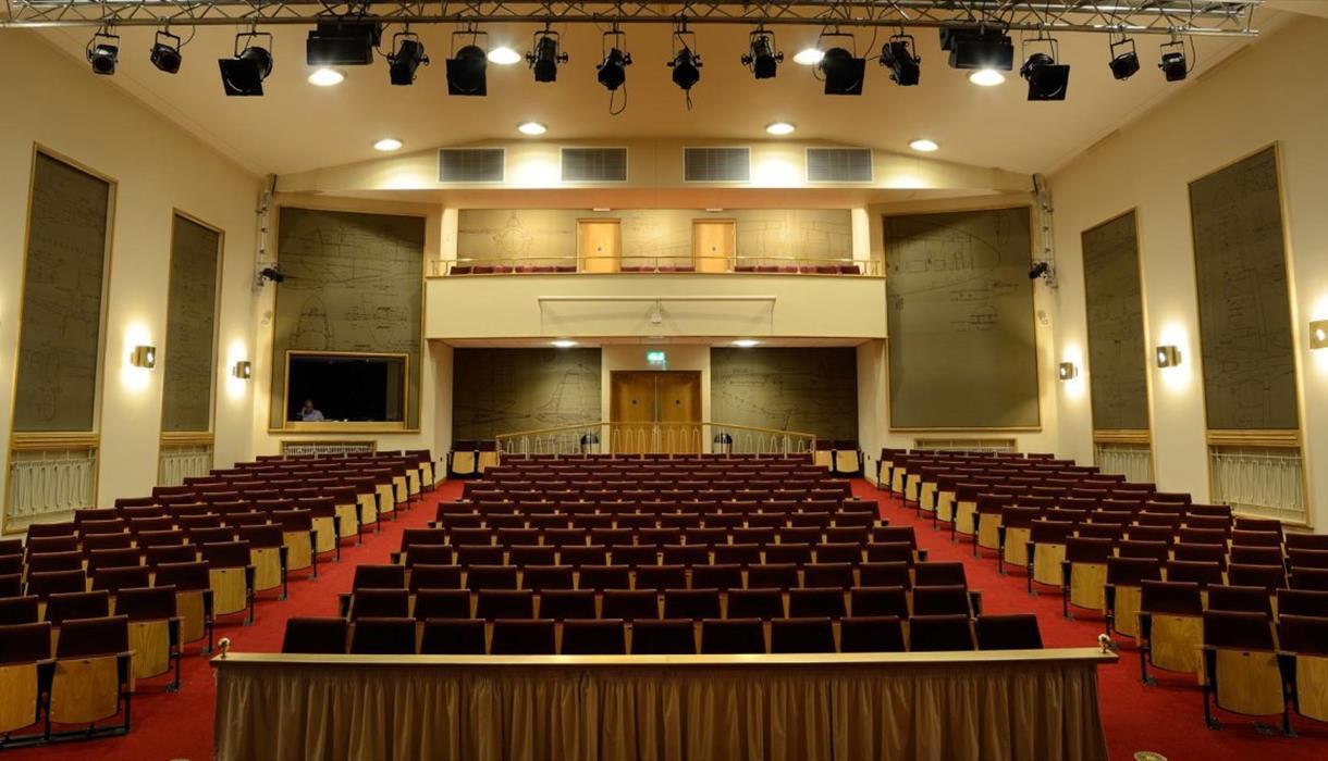 Mitchell Arts Centre Auditorium