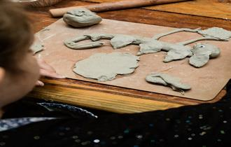 Play With Clay Summer Holiday Activity