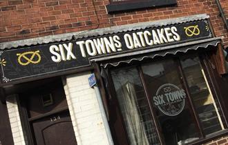 Six Towns Oatcakes