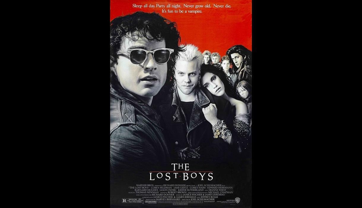 Stoke Cult Film Club – The Lost Boys