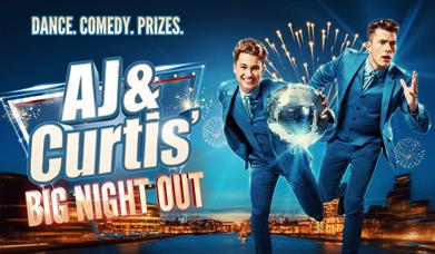 AJ & Curtis' Big Night Out