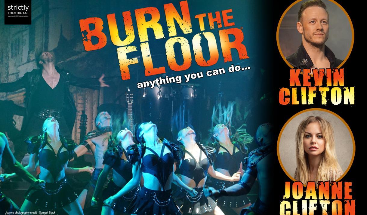 Kevin Clifton - Burn The Floor