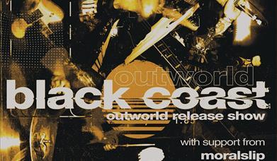 Black Coast Album Release Show at The Underground