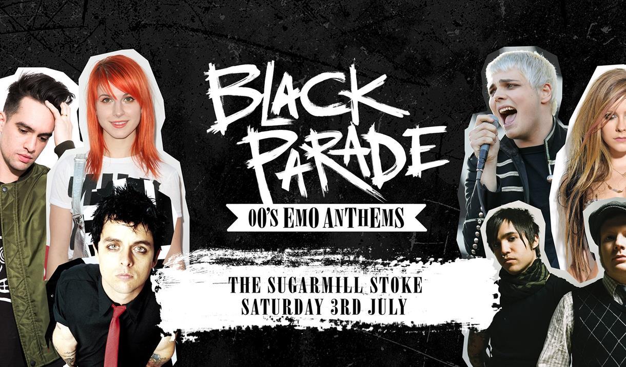 Black Parade - 00's Emo Anthems at The Sugarmill