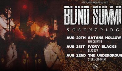 Blind Summit & Rosen Bridge at The Underground
