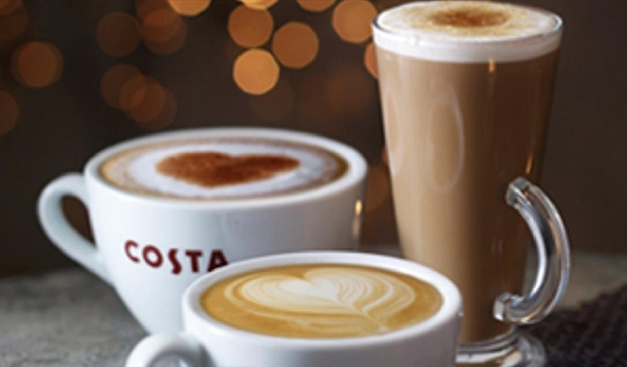 Costa Coffee (The Potteries Centre)