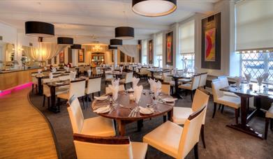 Quality Hotel Stoke-on-Trent Restaurant