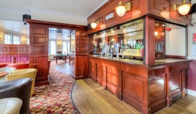 Quality Hotel Stoke-on-Trent Bennett's Bar