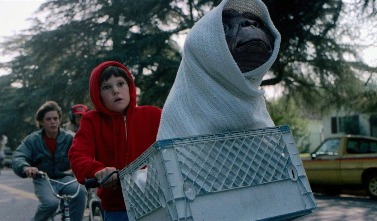 Sunday Family Film Club at Mitchell Arts Centre: E.T. The Extra Terrestrial (PG)