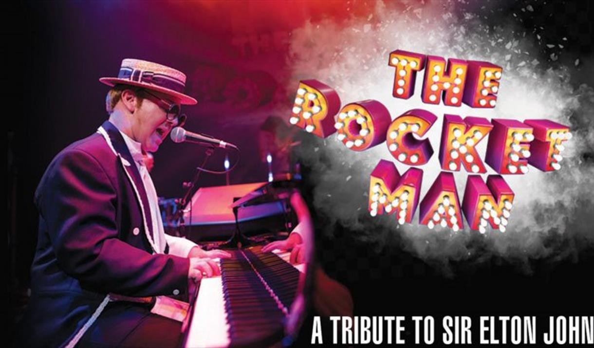 The Elton John Tribute Show: A Tribute to the Rocket Man