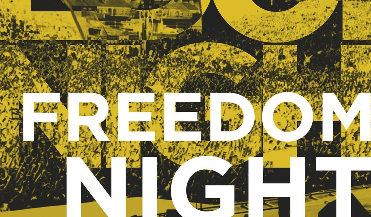Unders Freedom Night at The Underground