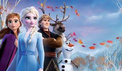 Family Film Club at Mitchell Arts Centre: Frozen 2