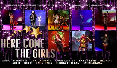 Here Come The Girls at The Mitchell Arts Centre