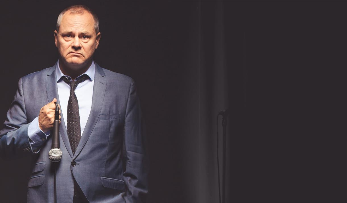 Jack Dee - Off the Telly at Victoria Hall