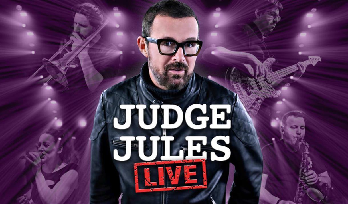Judge Jules: Live