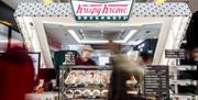 Krispy Kreme Doughnuts at intu Potteries
