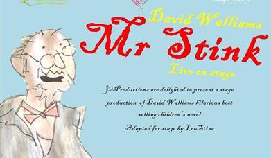 David Walliams - Mr Stink