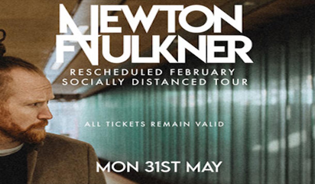 Newton Faulkner at The Sugarmill