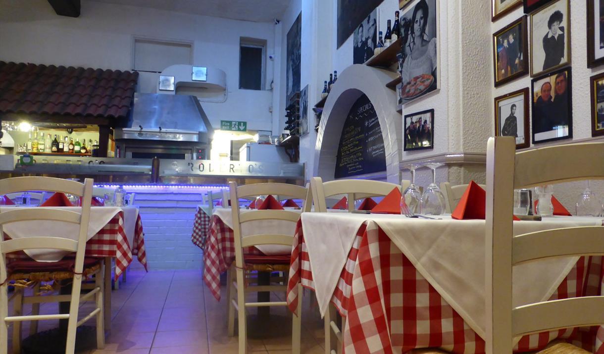 Roberto's Pizza House