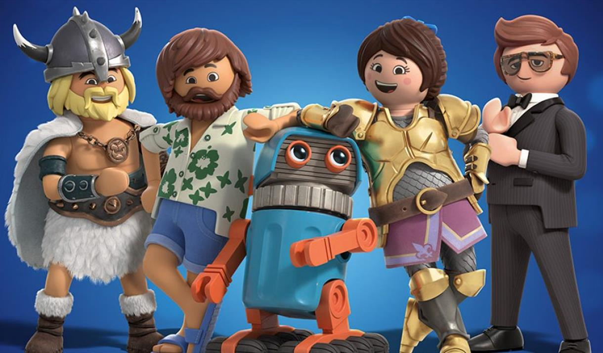 Family Film Club at Mitchell Arts Centre: Playmobil The Movie