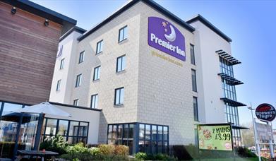 Premier Inn Stoke-on-Trent Hanley