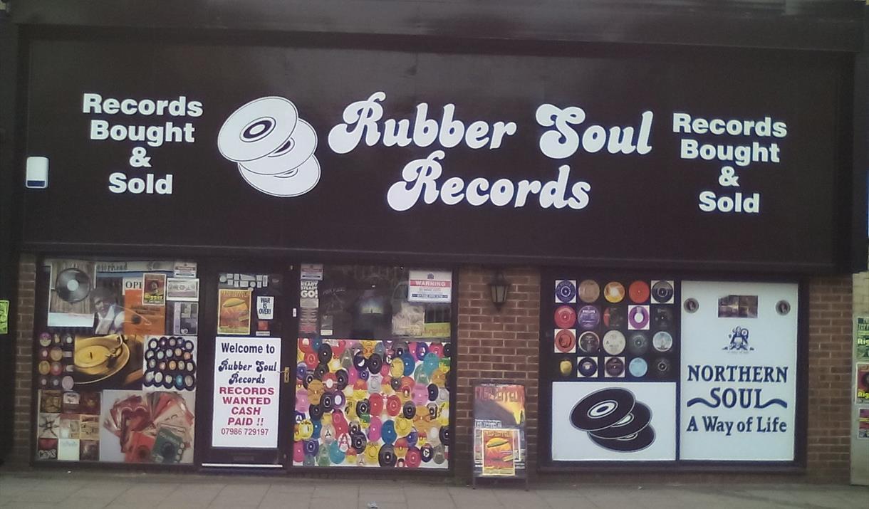Rubber Soul Records