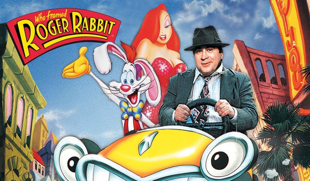 Sunday Family Film Club at Mitchell Arts Centre: Who Framed Roger Rabbit (PG)
