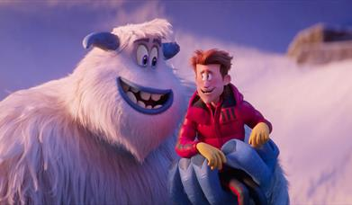 Family Film Club at Mitchell Arts Centre: Small foot