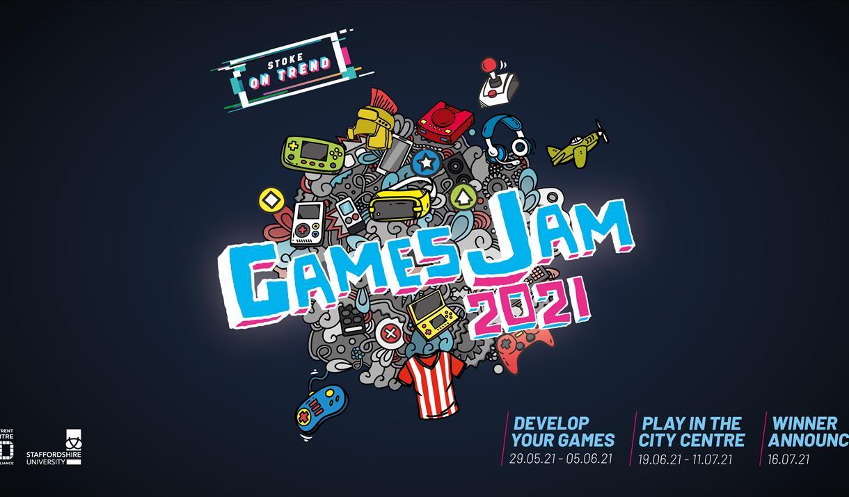 Stoke ON TREND GamesJam 2021