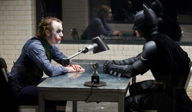MAC Movie Nights at Mitchell Arts Centre: The Dark Knight (12)