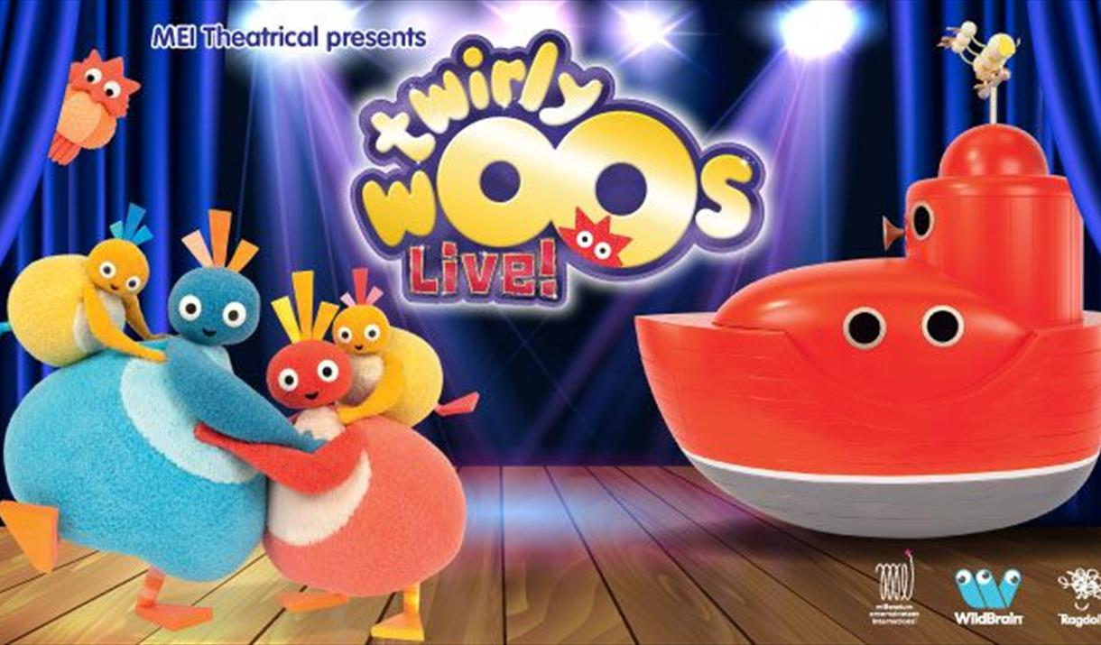 Twirlywoos Theatre Production