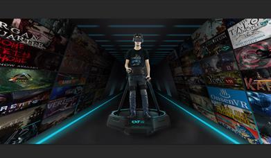 XP-VR Virtual Reality Xperience