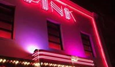 Pink Lounge Bar