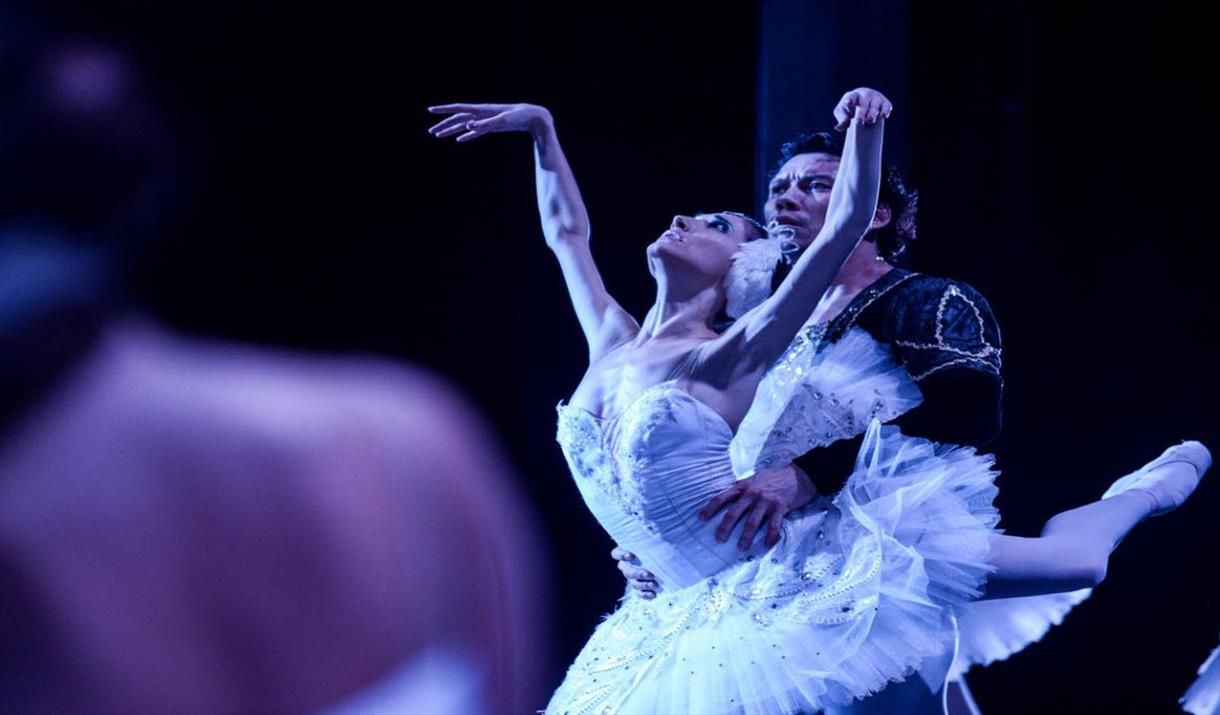 Moscow City Ballet Presents Swan Lake