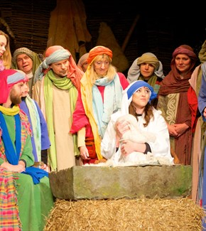 The Nativity Journey at Witnershall