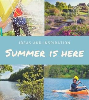 Summer in Surrey