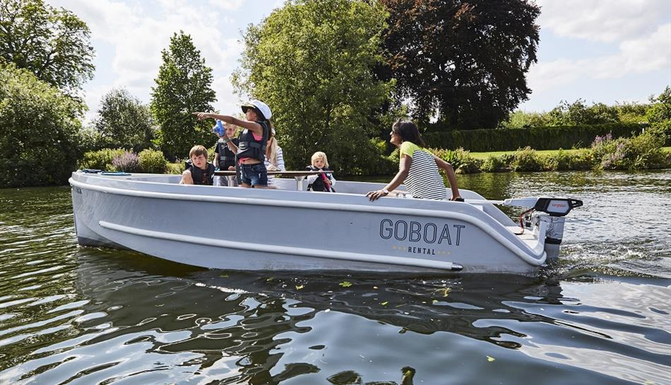 GoBoat Kingston