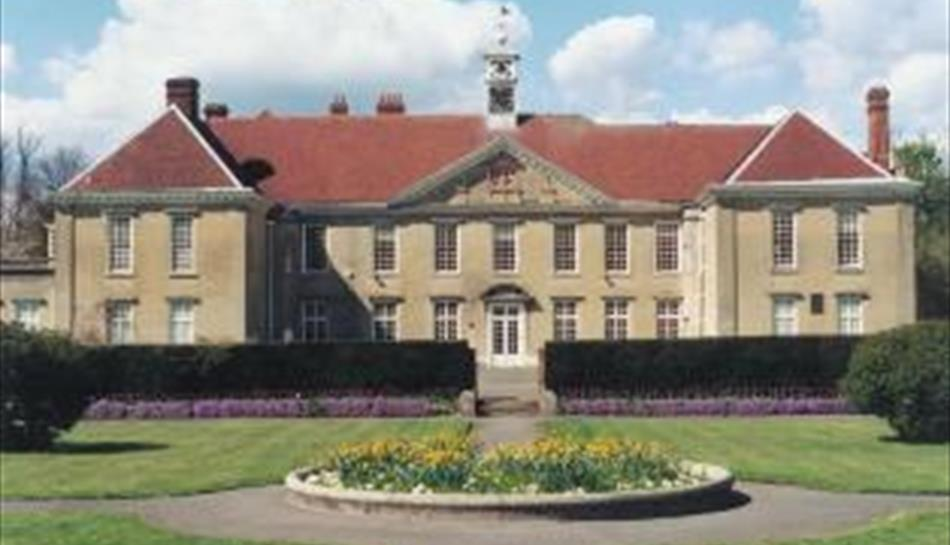 Reigate Priory, Museum and Park