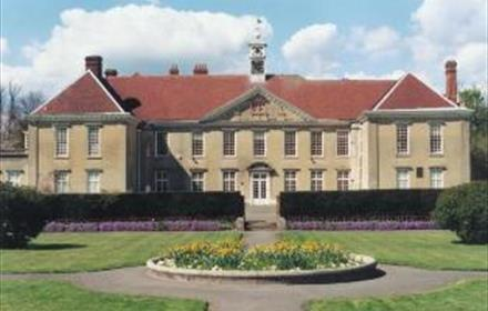 Reigate Priory, Museum and Park