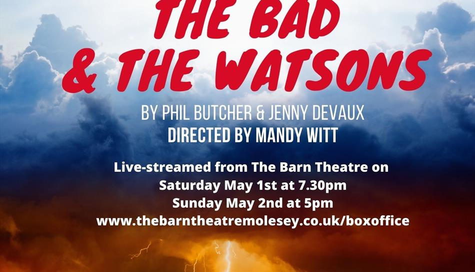 The Good, The Bad & The Watsons by Phil Butcher & Jenny Devaux