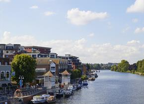 Kingston -Riverside &Town