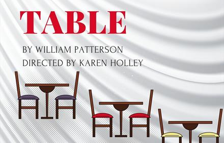 3 x Table by William Patterson