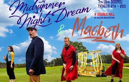 Macbeth & A Midsummer Night's Dream Double Bill